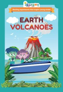 iSprowt booklet earth volcanoes