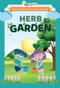 iSprowt booklet herb garden